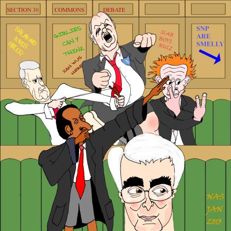 SEC 30 comms debate