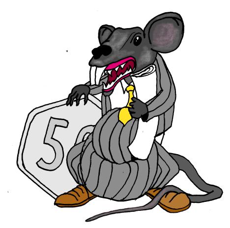 50p rat