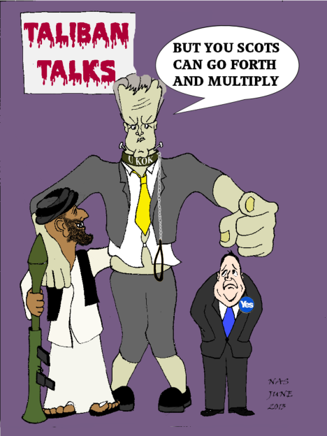 TALIBAN TALKS #2