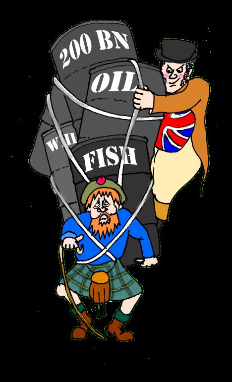 Scotsmans Burden