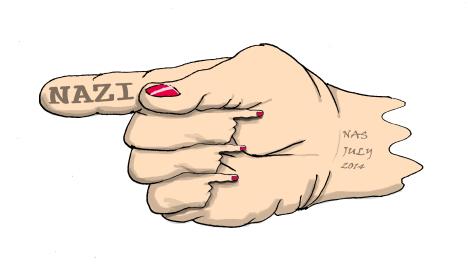 hand Nazi