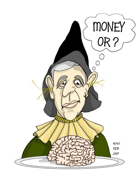 Jack Straw brain