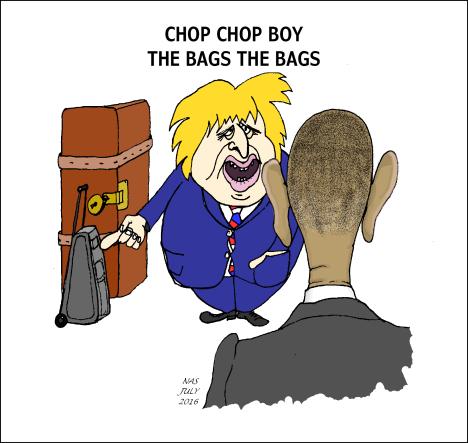 CHOP CHOP BORIS